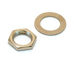 EP-0654-010 Nut & Dress Washer for Switchcraft Jacks