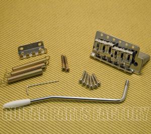 005-5408-000 Genuine Fender Squier Chrome Tremolo 2-1/16