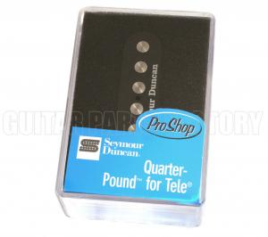11202-14-T Seymour Duncan Quarter Pound Tele Bridge Pickup Tapped STL-3T