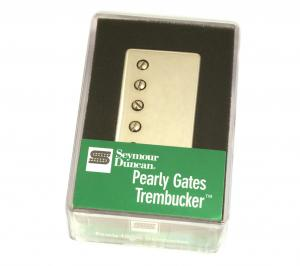 11103-49-Nc Seymour Duncan TB-PG1b Pearly Gates Nickel Trembucker Bridge Pickup