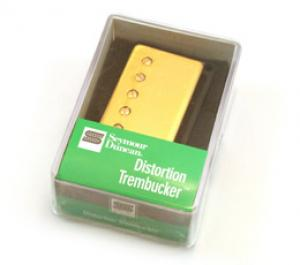 SEYMOUR DUNCAN DISTROTION TREMBUCKER GOLD