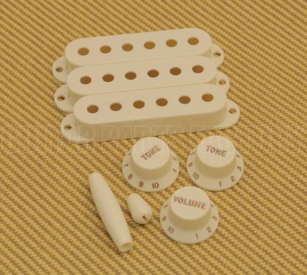 099-2097-000 Pure Vintage '60s Stratocaster Guitar Accessory Kit 0992097000
