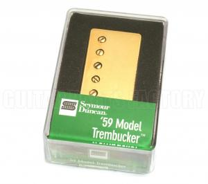 11103-05-Gc Seymour Duncan TB-1 '59 Guitar Trembucker Pickup Gold