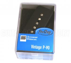11301-06-Bc Seymour Duncan P-90 Soapbar Bridge Black SP90-1b