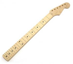 SMO-21 Allparts Unfinished 21-Fret Maple Neck for Strat