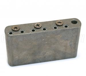 007-1016-0BB Left-Handed Narrow Fender Full-Sixed Mexican Stratocaster Bridge Block 00710160BB