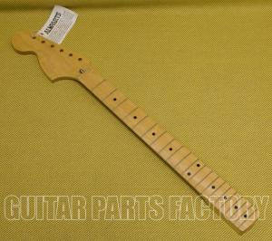 LMF-L Allparts Large Headstock Left Handed Maple Stratocaster Guitar Neck