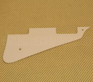 PG-0804-000 1-Ply Vintage Ivory Pickguard for Les Paul