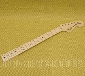 099-7702-921 Fender Classic Series 72 Deluxe Telecaster Neck w/ Maple 3-Bolt 0997702921