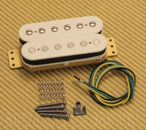 099-2217-205 Genuine Fender Twin-Head Vintage Stratocaster Humbucker Neck Pickup Parchment