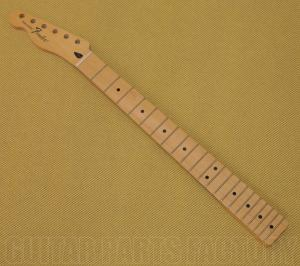 099-5122-921 Fender Left-Hand Maple Fingerboard Telecaster Neck 0995122921