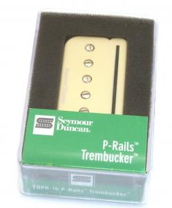 11304-02-Cr Seymour Duncan TBPR-1b P-Rails Cream Trembucker Bridge Pickup