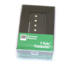 11304-02-B Seymour Duncan P-Rails Black Trembucker Bridge Pickup TBPR-1b