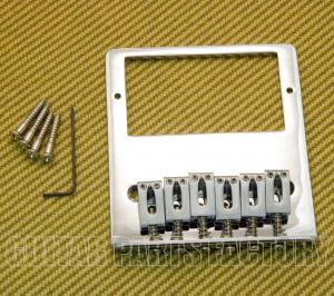GB-THB-C Chrome Economy Humbucker Tele Bridge