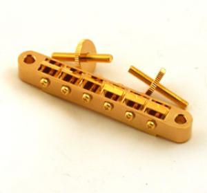 GE-104B-G Gotoh Gold ABR Style Tunematic Narrow Guitar Bridge
