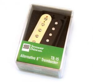 SEYMOUR DUNCAN ALTERNATIVE 8 TREMBUCKER ZEBRA