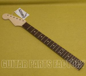 SRO-L Allparts Unfinished Lefty Rosewood Strat Neck