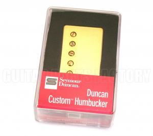 11102-17-GC Seymour Duncan Custom Humbucker Gold Cover SH-5