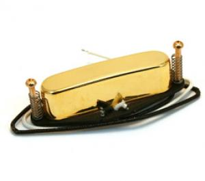 GOLD ALNICO NECK PICKUP FOR TELE