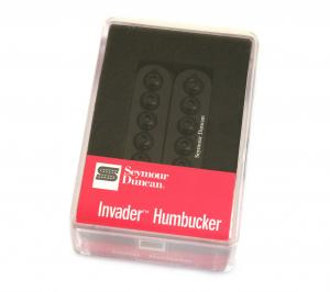 11102-29-B SH-8n Black Seymour Duncan Invader Neck Guitar Humbucker Pickup