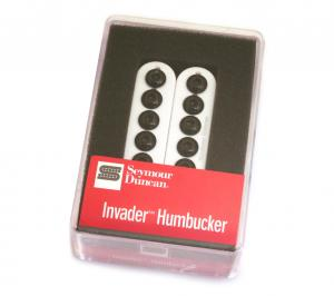 11102-31-W Seymour Duncan SH-8b White Bridge Invader Guitar Humbucker Pickup