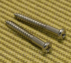 GS-TC-001 (2) Nickel Tremolo Claw Screws
