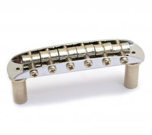 003-5555-000 Chrome Bridge for Mustang Japan Guitar 0035555000