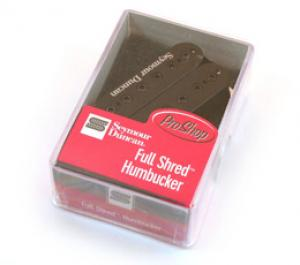 SEYMOUR DUNCAN FULL SHRED BLACK BRIDGE HUMBUCKER