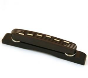 GB-2515-0R1 Rosewood Bridge Assembly for Hofner Guitar