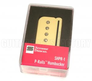 11303-01-Cr  Seymour Duncan P-Rails Neck Humbucker Cream SHPR-1n-Cream