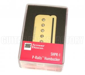 11303-02-Cr Seymour Duncan P-Rails Bridge Humbucker Cream SHPR-1b