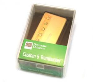 11103-84-GC Seymour Duncan TB-14 Custom 5 Trembucker Gold Pickup