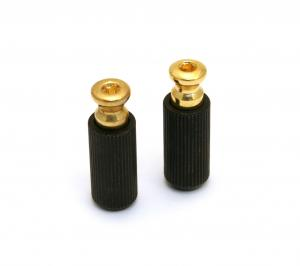 BP-FIS-G Gold Studs and Inserts for Import Locking Tremolo