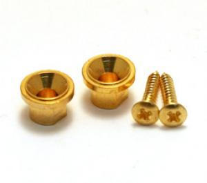 GST-TG Gold Tall Round String Guides for Guitar