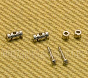 AP-0727-001 Gotoh Nickel Barrel String Guides for Guitar