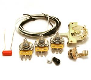WKS-300 Standard 300K Wiring Kit for Strat