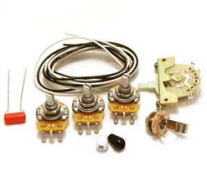 WKS-500 Standard 500K Wiring Kit for Strat