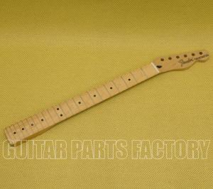 099-7600-921 Deluxe Series Tele Neck 22 Narrow Tall Frets 12 Radius Maple Fingerboard 0997600921