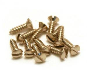 GRETSCH NICKEL BEZEL MOUNTING SCREWS
