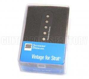 11201-01-7str Seymour Duncan Vintage Staggered 7-String Stratocaster Pickup SSL1