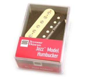 SEYMOUR DUNCAN JAZZ BRIDGE HUMBUCKER ZEBRA