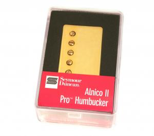11104-01-GC Seymour Duncan Alnico II Pro Neck Pickup APH-1n-Gold