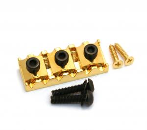 BP-2026-002 Schaller R2 Gold Floyd Rose Locking Nut