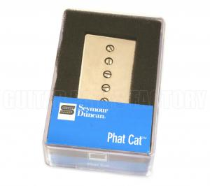 11302-15-NC Seymour Duncan Phat Cat Neck Pickup Nickel SPH90-1n