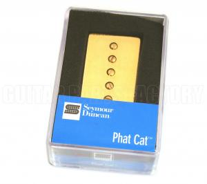 11302-15-GC Seymour Duncan Phat Cat Neck Guitar Pickup Gold SPH90-1n