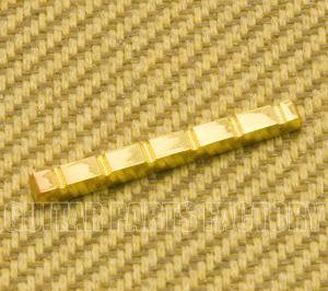 BN-00SB-008 Slotted Flat Bottom Brass Nut
