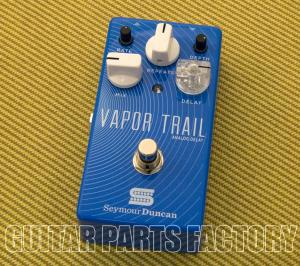 11900-002 Seymour Duncan Vapor Trail Analog Delay Guitar Effect Pedal