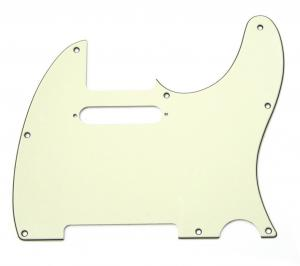 005-4044-000 Genuine Fender 3-Ply Mint Deluxe Telecaster Pickguard