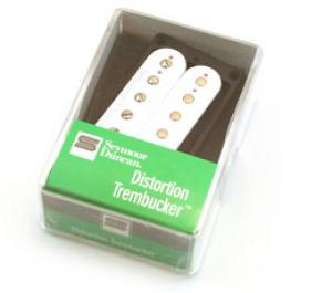 11103-21-W Seymour Duncan  Distortion Trembucker Bridge Pickup White TB-6