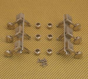 WJ-15NI Nickel Wilkinson Lap Steel Guitar Tuners